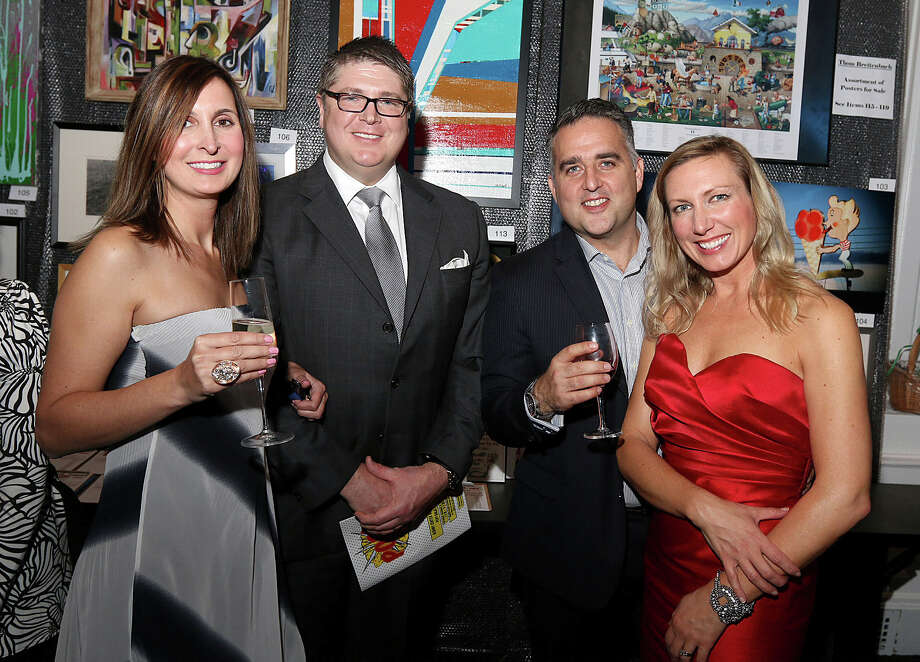 The Keep it Surreal Gala, to benefit the Albany Center Gallery, will be held Saturday at Wolf's 1-11. Learn more. Photo: Joe Putrock/Special To The Times Union