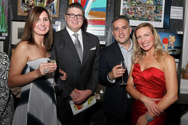 Were you Seen at the Albany Center Gallery's POP Gala, an evening of pop art, fashion, food and more, on Saturday, Nov. 21, 2015, at the Renaissance Albany Hotel?