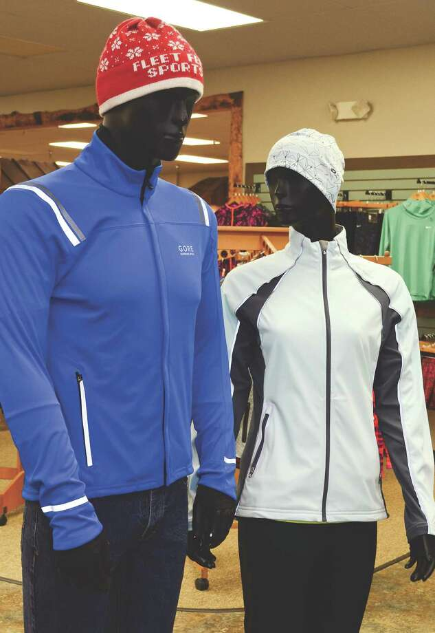Get outside! Laugh at the weather in a warm, windproof jacket from Fleet Feet Sports. The Gore men's jacket is $200; the women's Sugoi is $180.  Where to find it: Fleet Feet Sports, 155 Wolf Road, Albany  FLEETFEETALBANY.COM Photo: Colleen Ingerto / 518Life