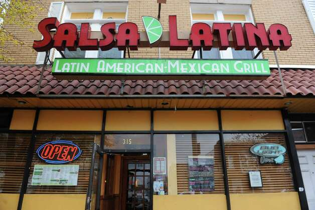 Salsa Latina on Cental Ave on Friday Oct. 30, 2015 in Albany, N.Y. (Michael P. Farrell/Times Union) Photo: Michael P. Farrell / 10033919A