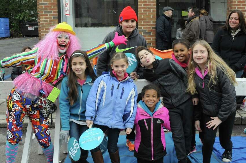 Stamford's annual UBS Parade Spectacular was held on November 22, 2015. Were you SEEN?