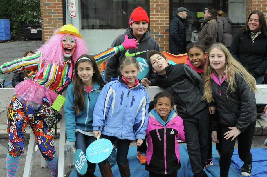 Stamford's annual UBS Parade Spectacular was held on November 22, 2015. Were you SEEN? Photo: Stacey Scruggs/Hearst Connecticut Media Group