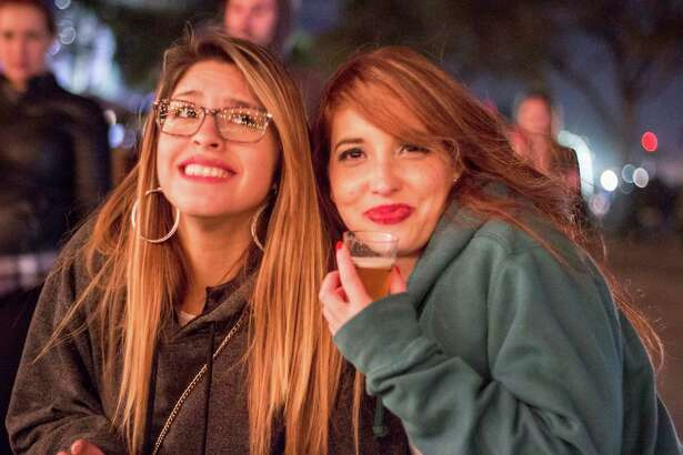 The Untapped Beer and Music Festival drew hundreds of people looking for good music, food and most importantly: Beer.