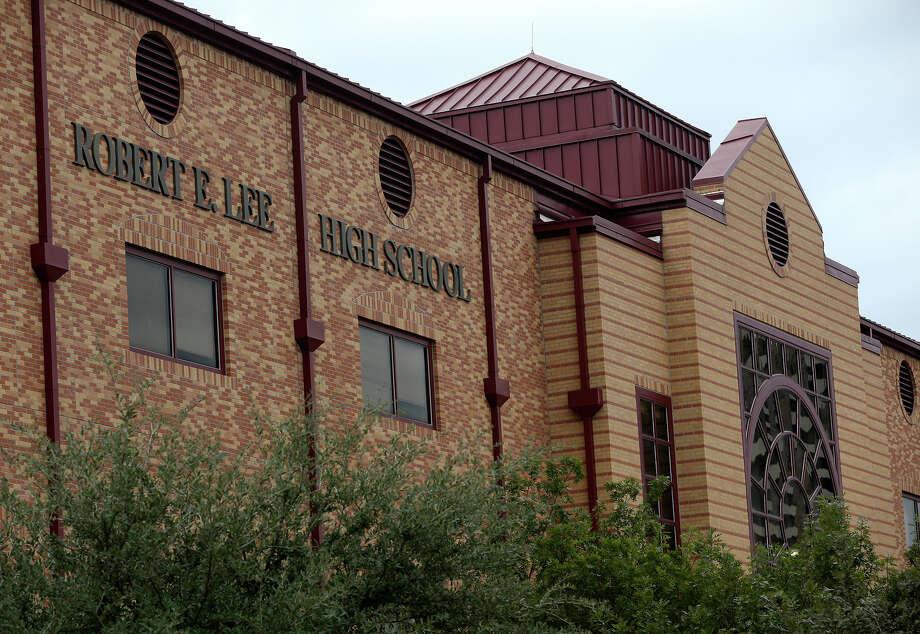 Robert E. Lee High School Thursday November 12, 2015 at 1400 Jackson Keller road in San Antonio, Texas. Photo: John Davenport, Staff / San Antonio Express-News / ©San Antonio Express-News/John Davenport