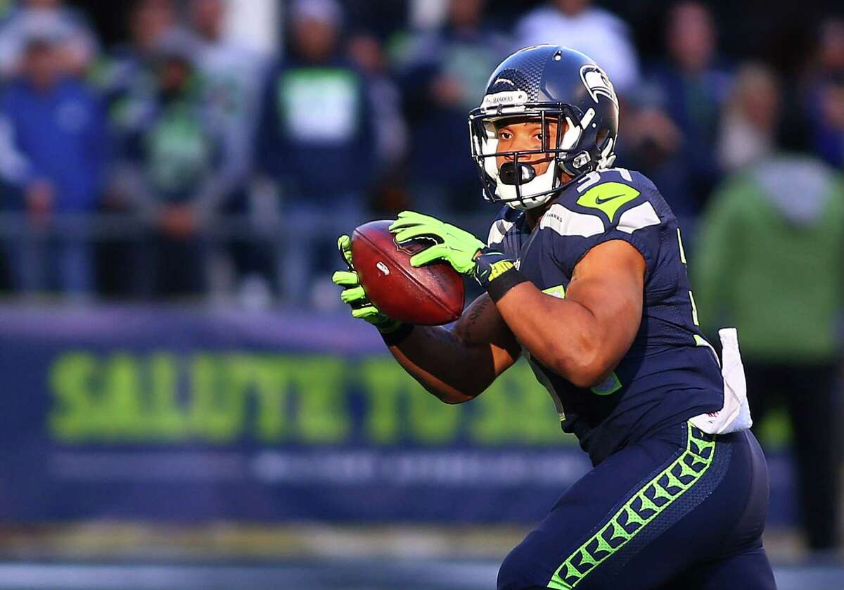 RUNNING BACK Under contract: Marshawn Lynch, Thomas Rawls (pictured)Free agent: Bryce Brown (unrestricted), Fred Jackson (unrestricted), Christine Michael (restricted)