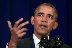 Obama: IS big weapon is fear - Photo