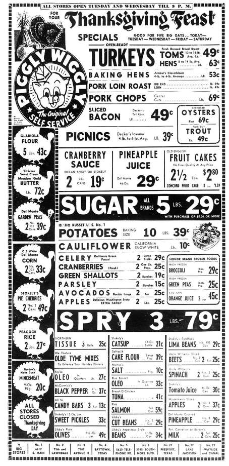BeginningOn Sept. 9, 1916, Clarence Saunders opened the first Piggly Wiggly store in Memphis. Its innovation: It allowed customers to pick up grocery items themselves. Photo: Houston Chronicle