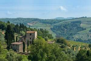 Real escape: Michelangelo's Tuscan Villa for sale - Photo