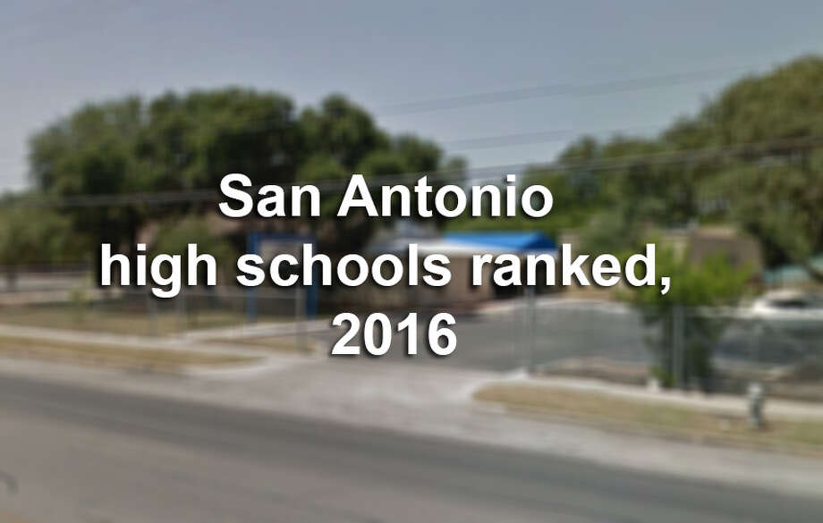 A list published by Niche ranked 100 high schools in the San Antonio area.