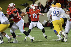 Poor offensive game stymied Cardinals in loss vs. McNeese State - Photo