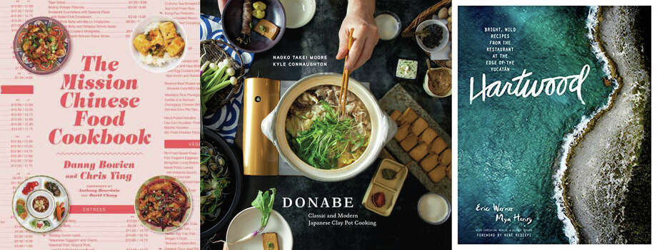 The Top Cookbooks of the Year: The Mission Chinese Food Cookbook, Donabe, Hartwood