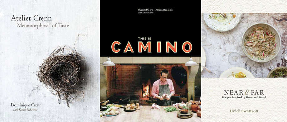 The Top Cookbooks of the Year 2015: Atelier Crenn, This is Camino, Near & Far