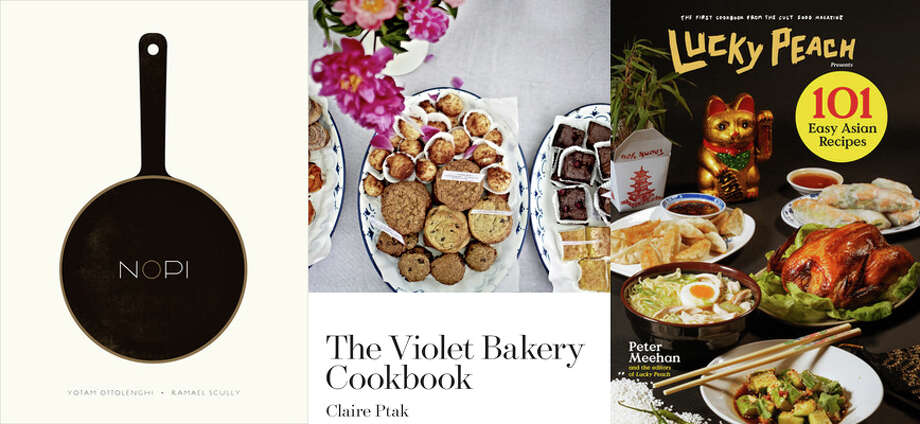 The Top Cookbooks of the Year 2015: Nopi, The Violet Bakery Cookbook, 101 Easy Asian Recipes
