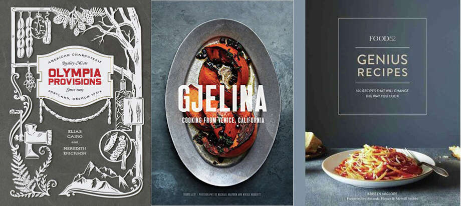 The Top Cookbooks of the Year 2015: Olympia Provisions, Gjelina, Genius Recipes