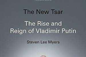 A timely new biography on Putin - Photo