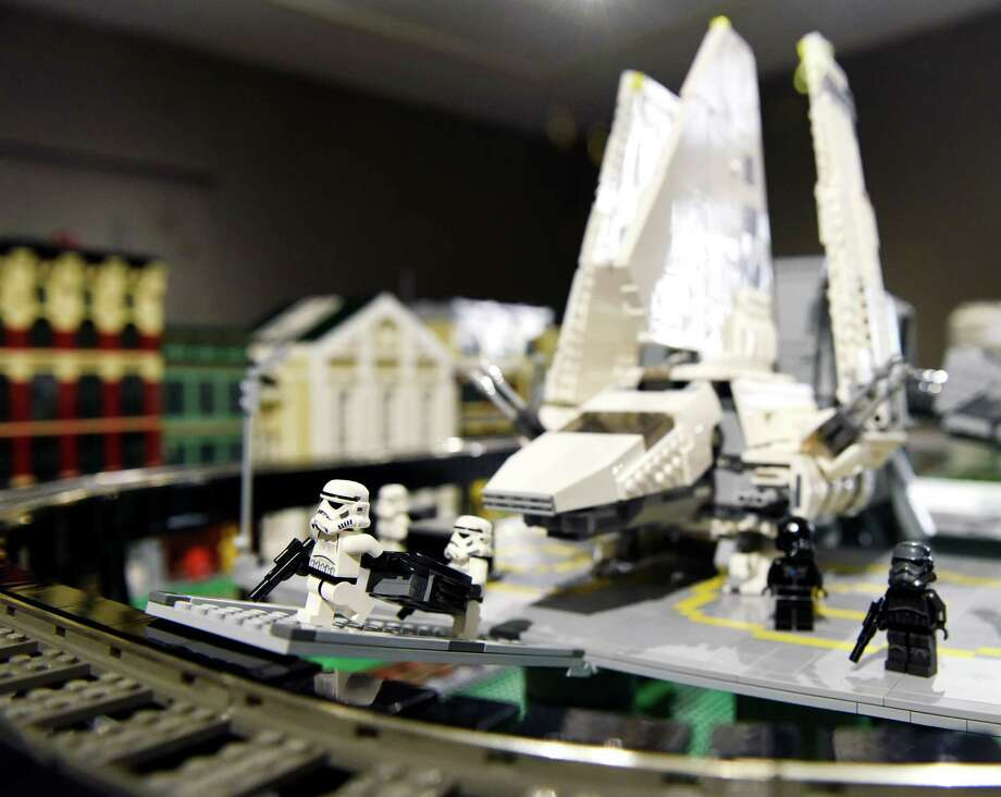 Let the 'Star Wars' craze live on! Visit the Stamford Museum and Nature Center this weekend check out the 'A Billion Bricks 3: Galactic Travels' exhibition. The Stamford Museum and Nature Center is open New Year's Eve from 9 a.m. to 5 p.m., Saturdayfrom 9 a.m. to 5 p.m. and Sunday from 11 a.m. to 5 p.m. Learn more here. Photo: Tyler Sizemore, Hearst Connecticut Media / Greenwich Time