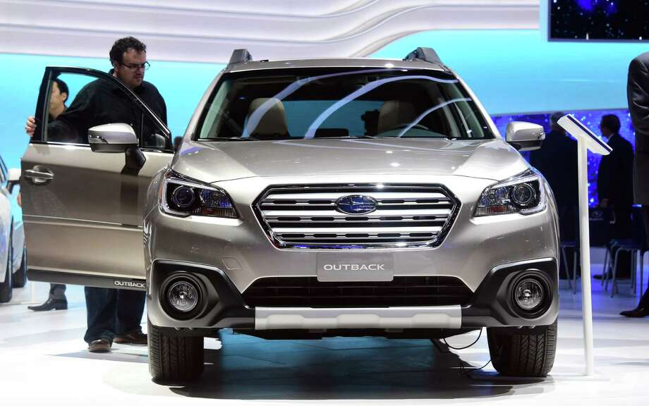 Ten SUVs with the most ground clearance10. Subaru Outback (also Forester, Crosstrek)Clearance: 8.7 inchesSource: Autobytel.com Photo: FREDERIC J. BROWN, Getty Images / AFP