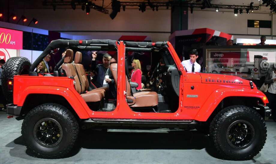 1. Jeep Wrangler$1,262 below the state average Photo: FREDERIC J. BROWN, Getty Images / AFP