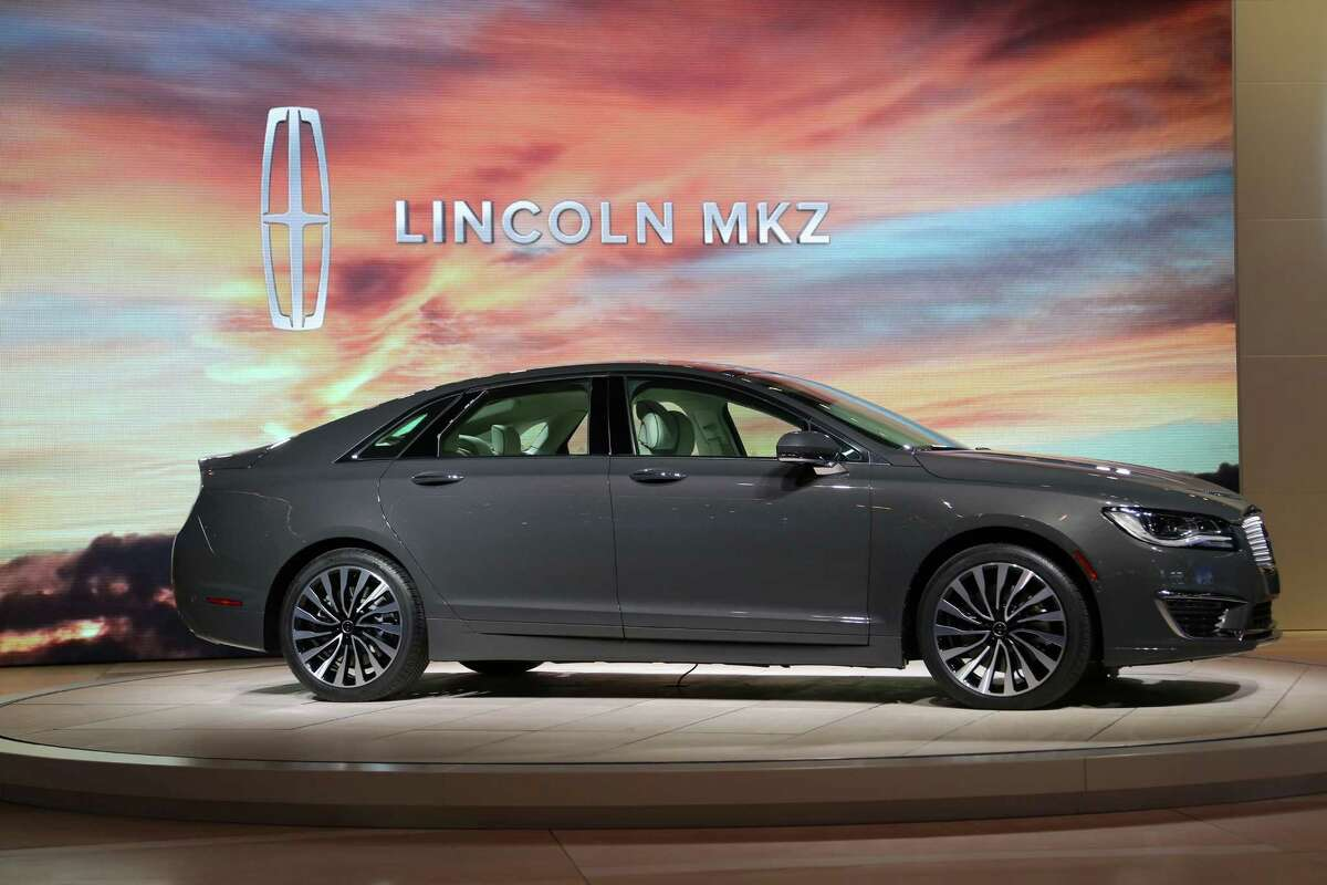 The Lincoln MXZ is presented at the 2015 Los Angeles Auto Show on November 18, 2015 in Los Angeles, California. The LA Auto Show was founded in 1907 and is the first major North American auto show of the season each year.