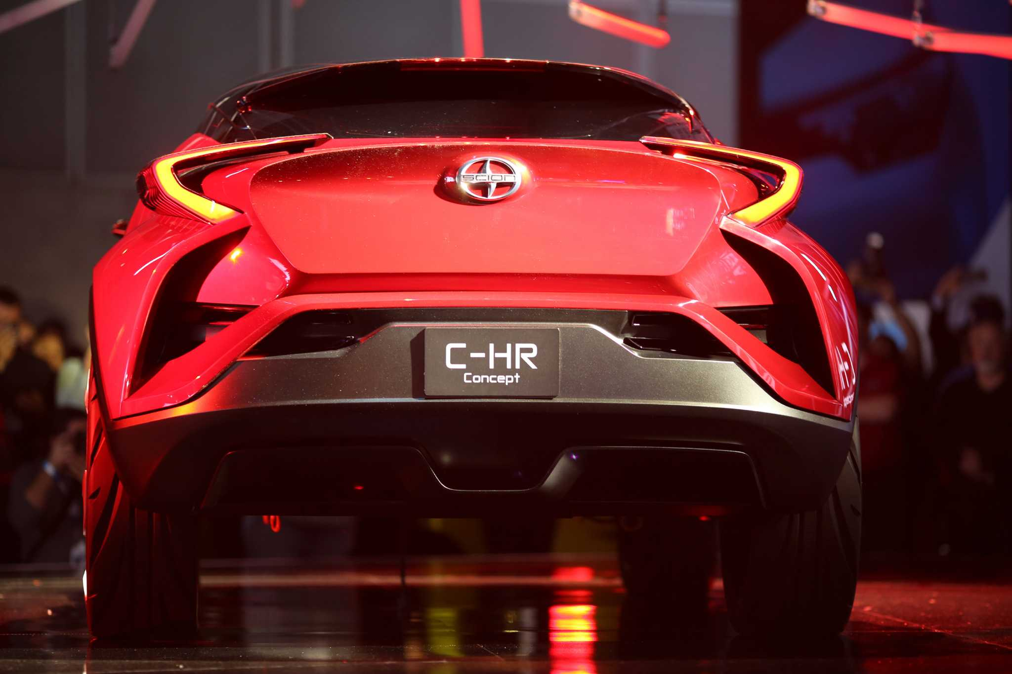 Say goodbye to Scion after 2017