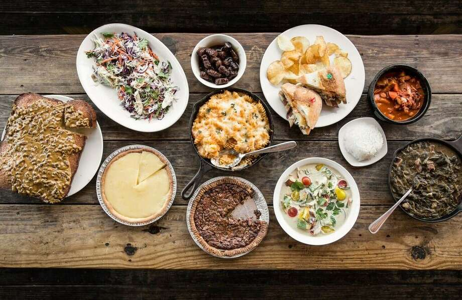 Top food cities in America, according to the Washington PostThis should make Houstonians a bit merrier this holiday season: the Washington Post says that H-Town is one of the top food cities in the country ahead of New York City and Chicago.  Washington Post food writer extraordinaire Tom Sietsema has ranked Houston at number five on his year-end list of the best cities in the United States to eat right now.  Photo: Julie Soefer / Underbelly