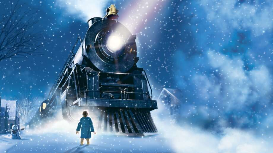 The Polar Express rides to the North Pole on ABC Family on Tuesday, December 1st at 6 p.m. Photo: Warner Brothers