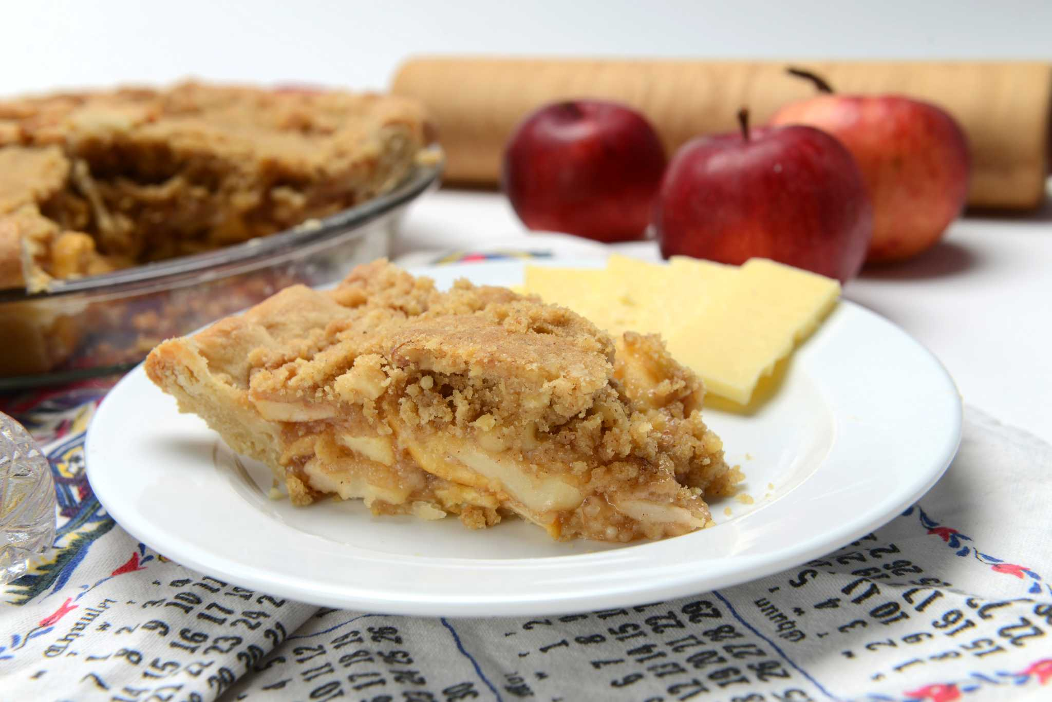 Regardless of true origin, Dutch apple pie a tasty treat