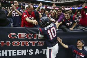 Transcript of John McClain's weekly Texans chat - Photo