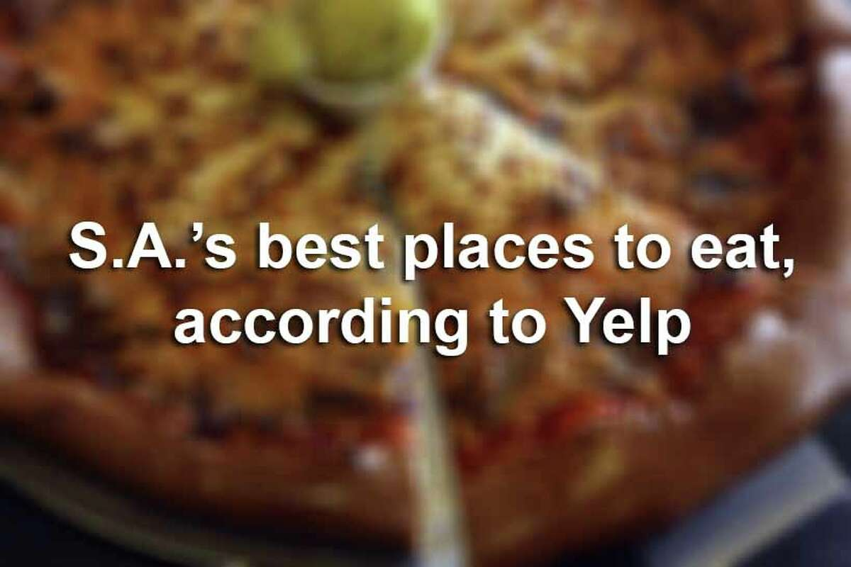 Yelp listed top 100 places to eat in San Antonio, which range from prominent staples to small-time eateries.Keep clicking to view the top 50 that made the list.