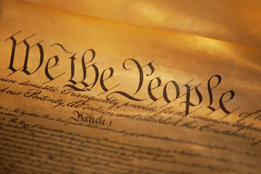 Nov. 26, 1789 was a day of thanksgiving set aside by President George Washington to observe the adoption of the Constitution of the United States.