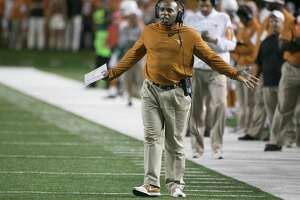 NCAA makes it official: No bowl hopes for Texas - Photo
