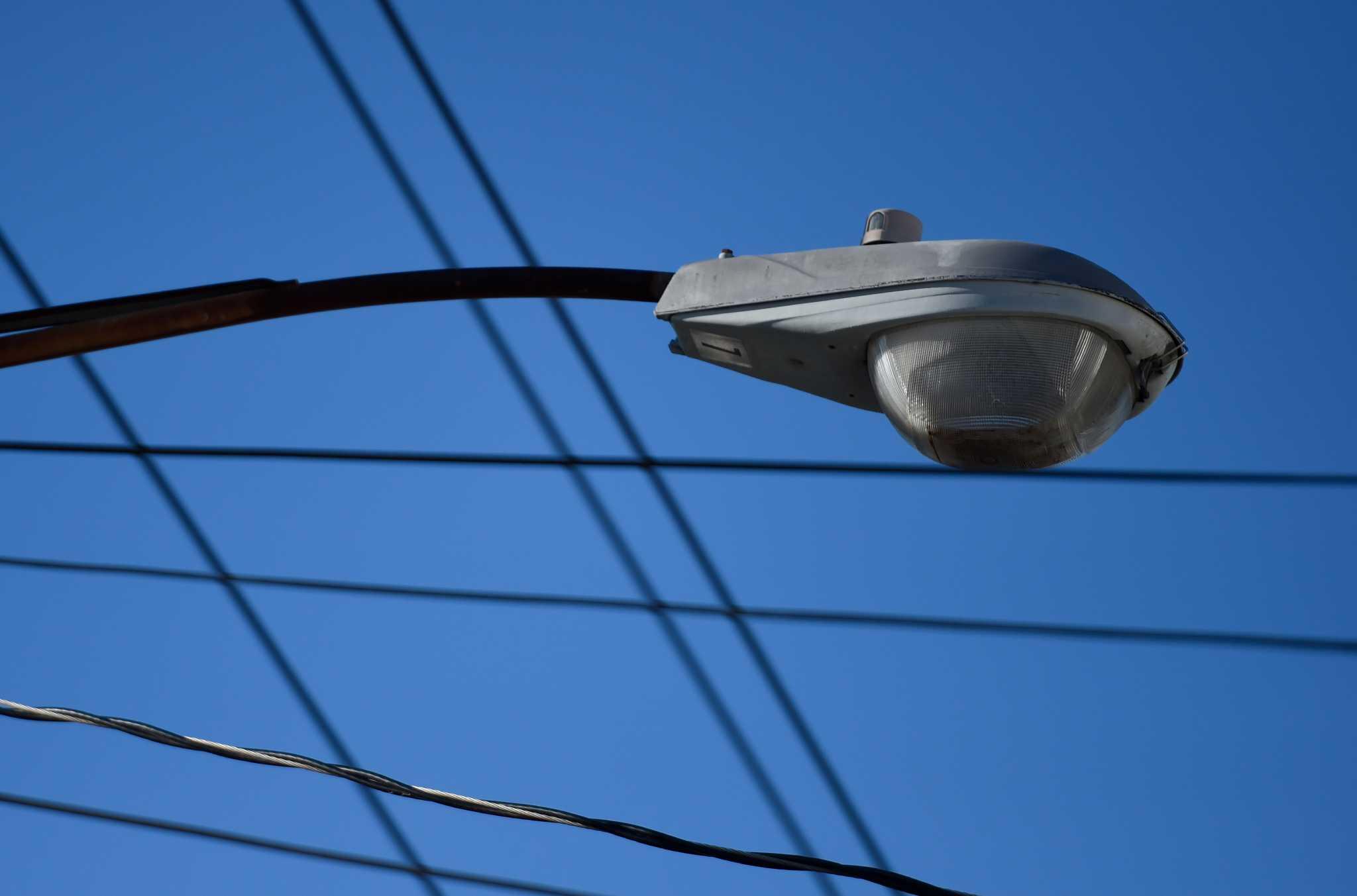 Ge to use gunfire sensors in led street lighting