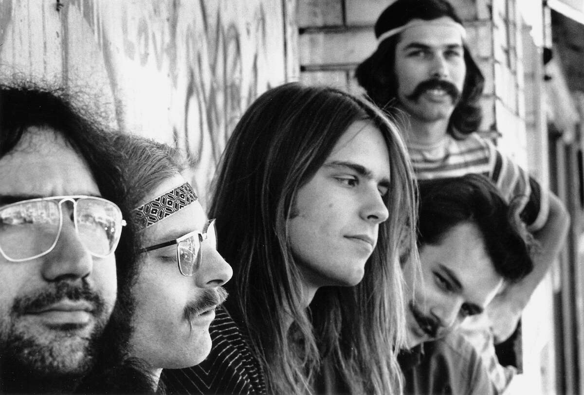The Grateful Dead in the 1960s.