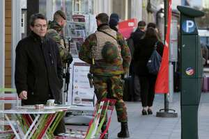 Terror alert virtually closes Brussels - Photo