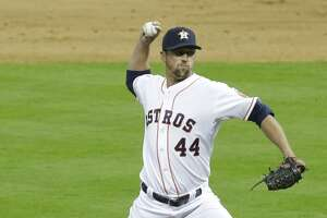 Astros lack heat, which puts heat on Gregerson - Photo