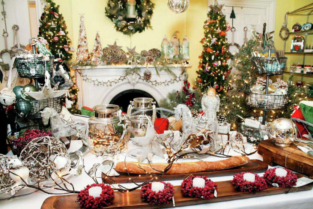 The Burr Homestead will be decked for the holidays for this year's Fairfield Christmas Tree Festival on Thursday, Friday, Saturday and Sunday along with a series of special events. Find out more.