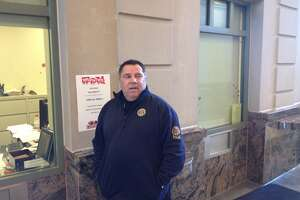 Police union helping out with Toys for Tots - Photo