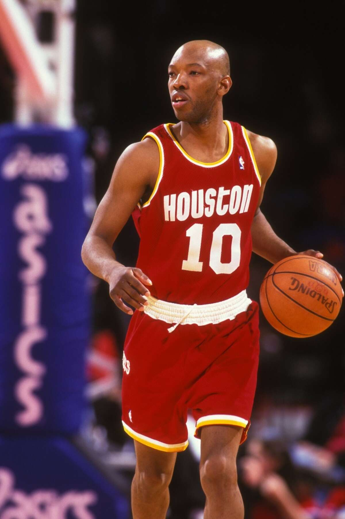 Sam Cassell won two championships with the Houston Rockets.