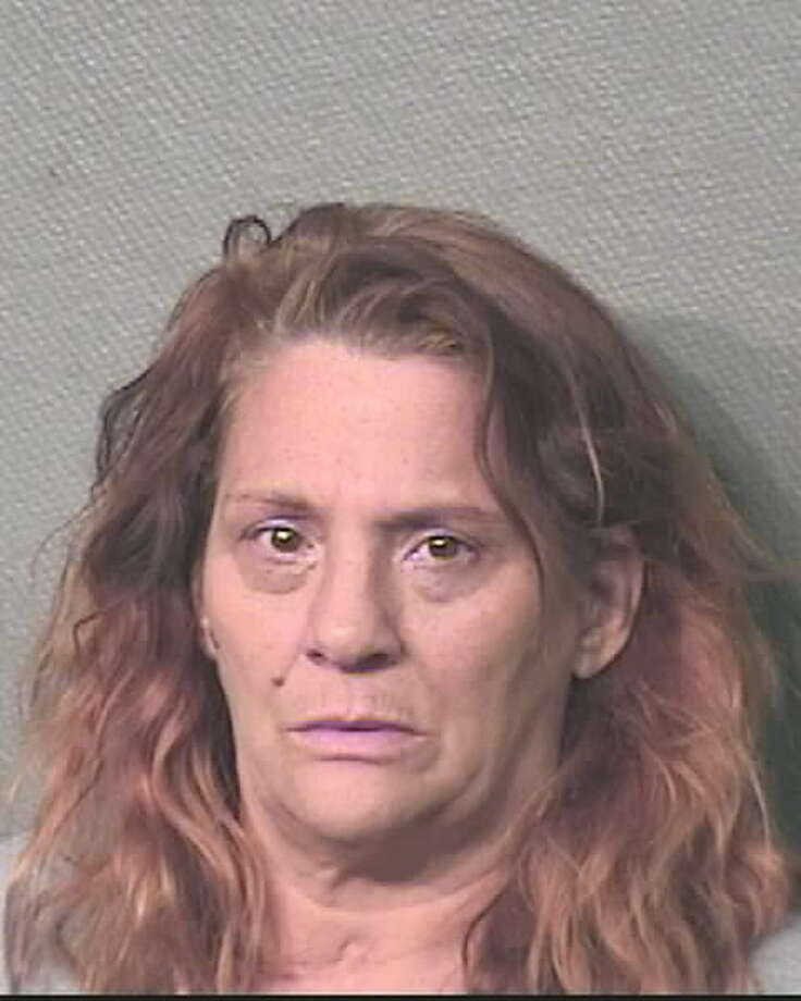Teresa Ables was arrested Oct. 20, 2015 and charged with felony prostitution. Photo: Houston Police Department