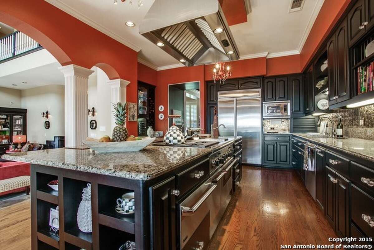 1. 46 Champions Run: $865,000 Features: Cherry cabinets, sub-zero refrigerator, Bosch dishwasher
