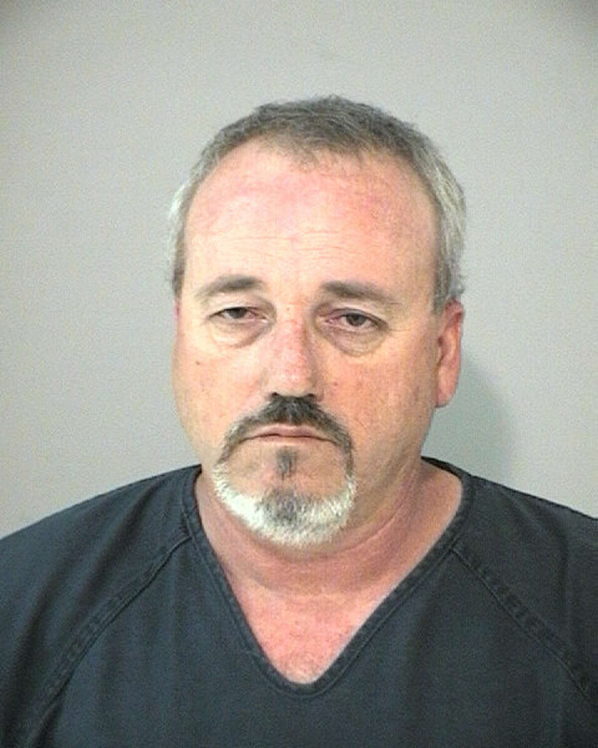 Eric Burgess, 50, of Conroe , who was charged with Attempted Sexual Assault of a Child.