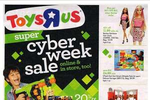 Toys 'R' Us 2015 Cyber Monday/Week sales circular - Photo
