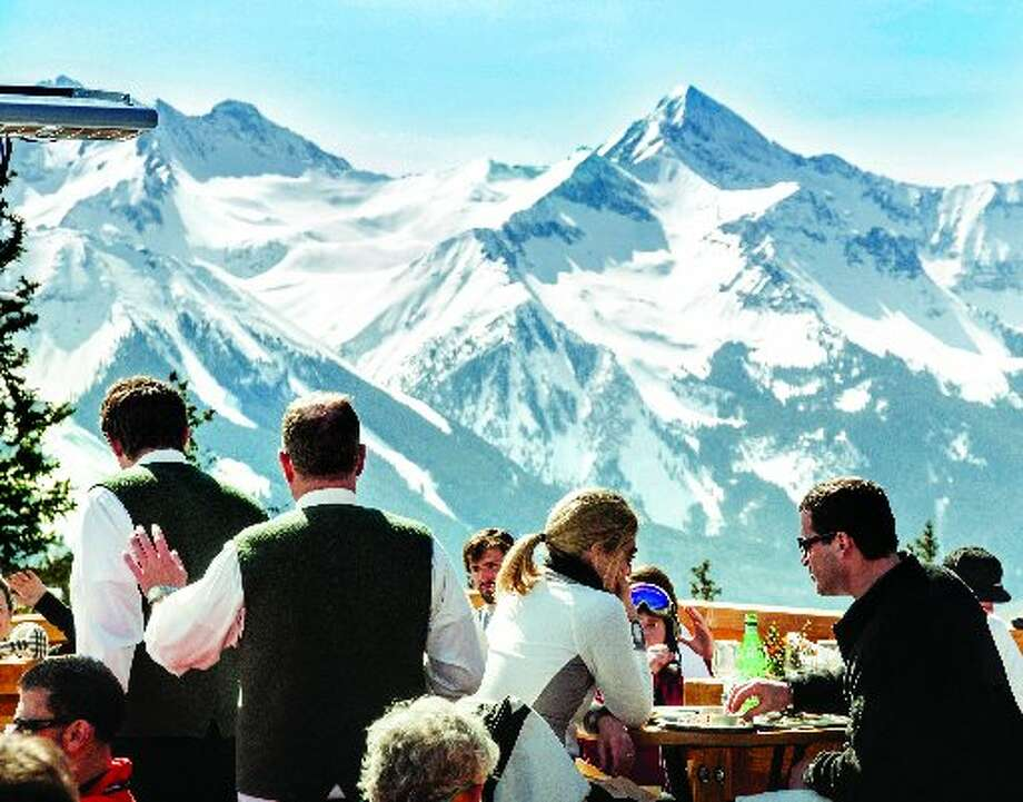 Telluride offers a variety of apres-ski activities. Photo: Casey Day / Houston Chronicle