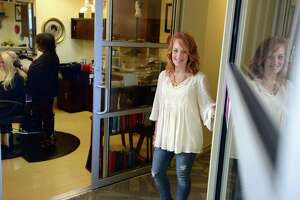 Shared space model reaches hair stylists in southwestern Conn. - Photo