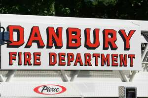 Crews put out fire in Danbury - Photo