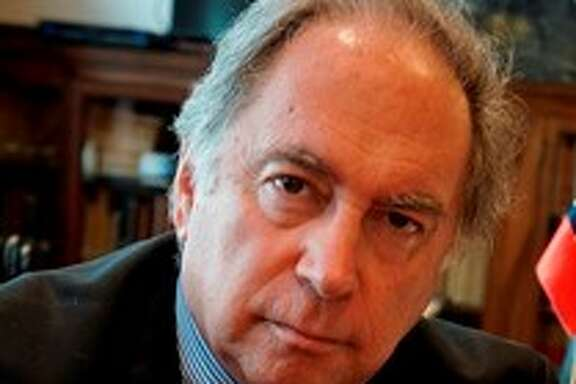 Juan Gabriel Valdés, Chile's ambassador to the U.S., says more Chilean services, such as telecommuni cations, could expand to the United States if TPP is enacted.