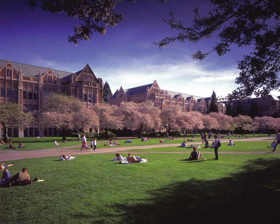 Buffalo, N.Y.-based business news publication Buffalo Business News released its second-annual ranking of America's best public universities, with University of Washington making a respectable showing.Click through to see the top 25 schools.  Photo: Collegiate Images, Getty Images / 2013 University of Washington