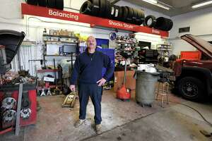 At Stamford auto repair shop, the Golden Rule is unbroken - Photo