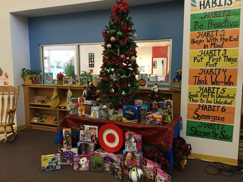 On Tuesday morning fifth-graders at Longfellow Elementary near NRG Stadium released their annual picks for the top toys for boys and girls just in time for Black Friday, or rather Black Thursday, shopping.