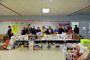 Hope 7 Food Pantry distributes baskets, needs donors - Photo